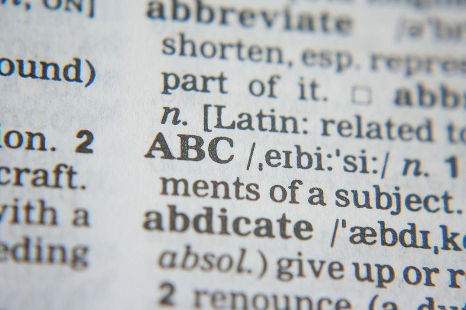 vocabulario seo